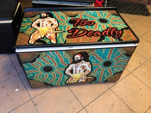 Custom Az Chilli Bins