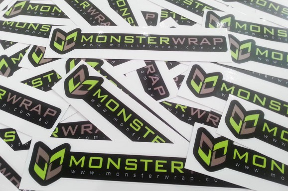 Custom Vinyl Stickers